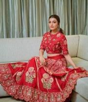 Kajal-Aggarwal-Stuns-People-with-Red-colour-Dress_7
