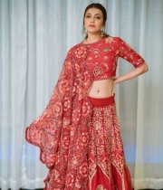 Kajal-Aggarwal-Stuns-People-with-Red-colour-Dress_8