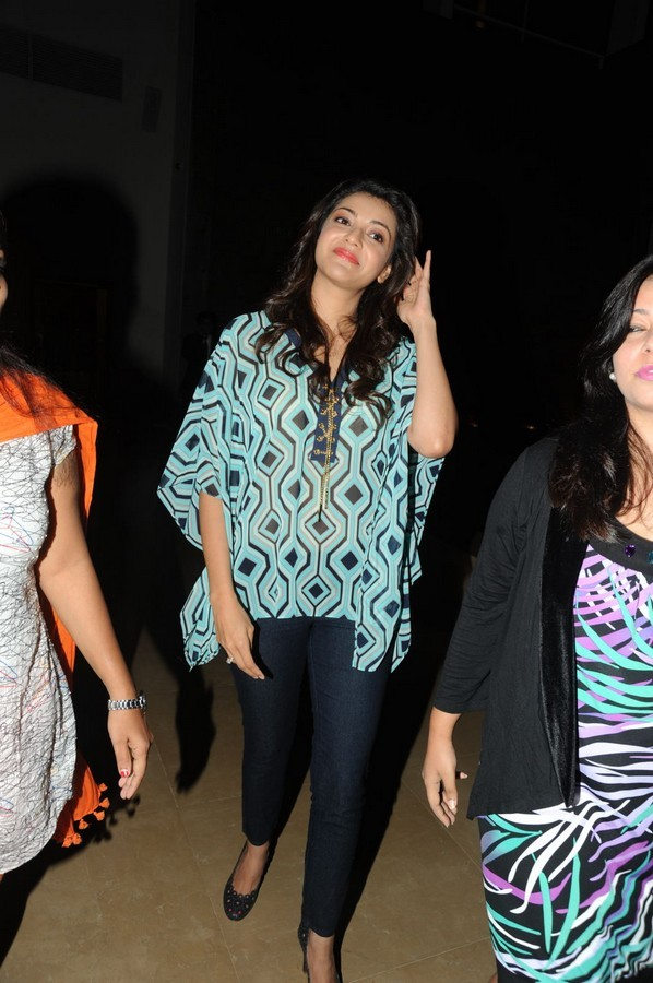 kajal-at-big-green-ganesha-event-1