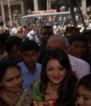 kajal-launch-srinikethan-shopping-mall-3