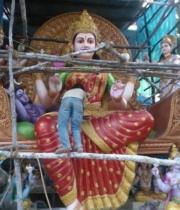 left-side-of-khairatabad-ganesh-idol-sri-bhuvaneswari-devi-_shakthi-maata_
