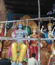 right-side-of-khairatabad-ganesh-idol-vijayarama-pattabhishekam