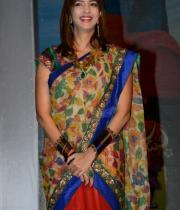 manchu-lakshmi-saree-stills-at-potugadu-audio-launch-4