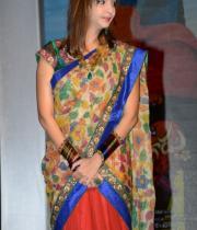manchu-lakshmi-saree-stills-at-potugadu-audio-launch-5