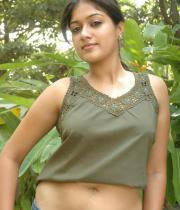 meghana-raj-hot-navel-show-images-08