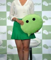 parineeti-chopra-launch-of-tencents-wechat-messenger-2