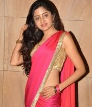 poonam-kaur-saree-stills-at-amb-audio-launch-10
