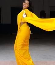 poorna-in-yellow-saree-photos-15