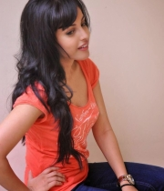 priya-banerjee-latest-photos-orange-tshirt-3