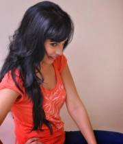 priya-banerjee-latest-photos-orange-tshirt-4
