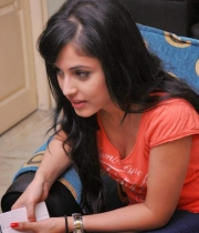 priya-banerjee-latest-photos-orange-tshirt-5