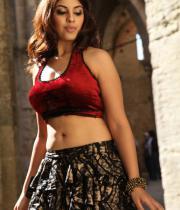 richa-gangopadhyay-navel-show-in-mirchi-01