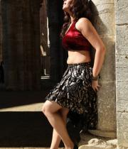 richa-gangopadhyay-navel-show-in-mirchi-12