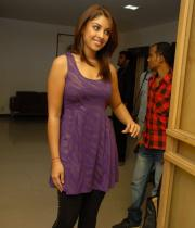 richa-gangopadhyay-radio-mirchi-for-sarocharu-audio-launch-3