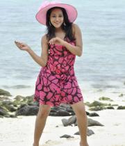 Actress Ritu Barmecha Latest Hot Stills in Beach