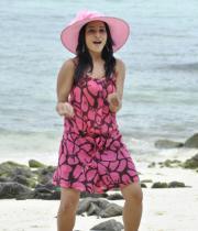 New Telugu Actress Reetu Hot Photos in Beach