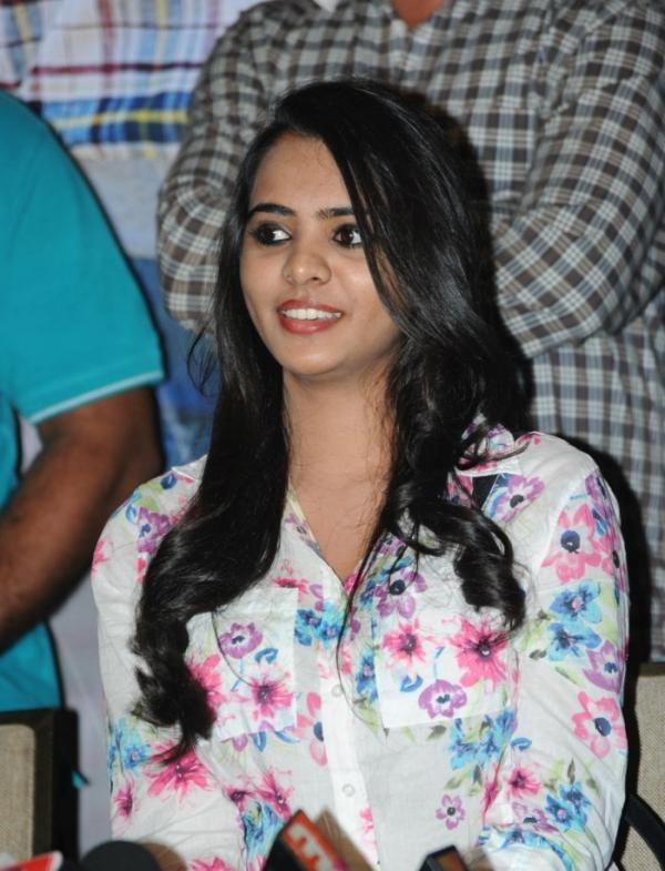 Romance Actress Manasa Photos