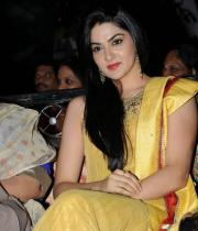 sakshi-choudary-at-potugadu-audio-launch-13