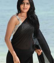 samantha-hot-photos-in-black-saree-12