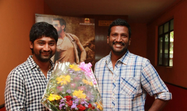 Thiru, Suseendran at Samar Movie Audio Launch Stills