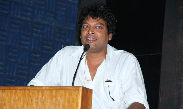 John Vijay at Samar Movie Audio Launch Stills