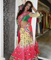sanjana-hot-navel-show-in-half-saree-02