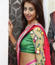 sanjana-hot-navel-show-in-half-saree-12