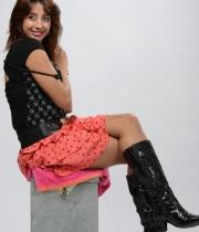 sanjana-latest-hot-thighs-show-in-mini-skirt-17