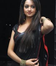 shanvi-hot-in-black-saree-photos-11