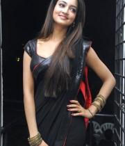 shanvi-hot-in-black-saree-photos-12