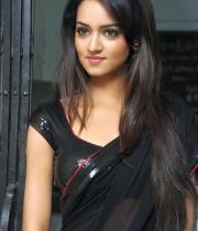 shanvi-hot-in-black-saree-photos-13