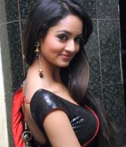 shanvi-hot-in-black-saree-photos-2