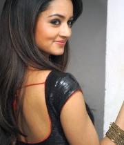 shanvi-hot-in-black-saree-photos-20
