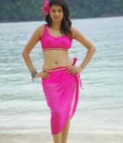 Hot Actress Shraddha Das Latest Bikini Photos Beach Stills