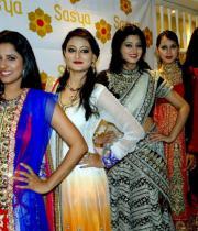 shravya-reddy-at-sasya-summer-wedding-launch-photos-1