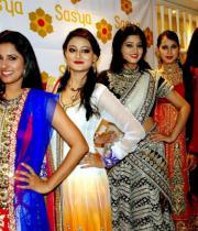 shravya-reddy-at-sasya-summer-wedding-launch-photos-11