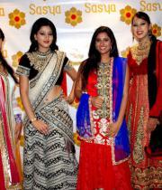 shravya-reddy-at-sasya-summer-wedding-launch-photos-2
