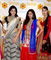 shravya-reddy-at-sasya-summer-wedding-launch-photos-3
