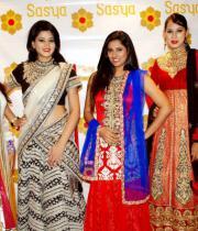 shravya-reddy-at-sasya-summer-wedding-launch-photos-7