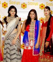 shravya-reddy-at-sasya-summer-wedding-launch-photos-9
