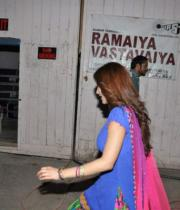 shruthi-hasan-at-ramaiya-vastavaya-sets-04
