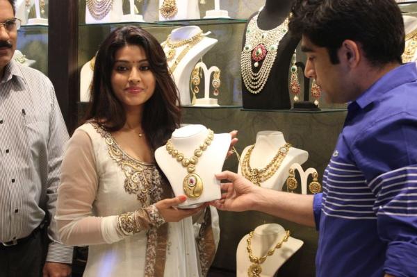 sneha-at-malabar-gold-collections-14