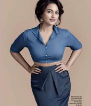 Sonakshi Sinha Marie Claire July 2013 Magaine Hot Photoshoot