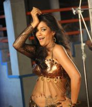 Mumaith Khan Spicy Pics in Arya Surya Movie Item Song