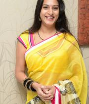 surekha-vani-saree-stills-at-yevadu-press-meet-14