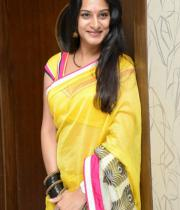 surekha-vani-saree-stills-at-yevadu-press-meet-19