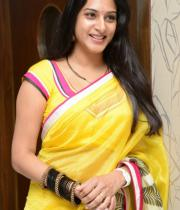 surekha-vani-saree-stills-at-yevadu-press-meet-20
