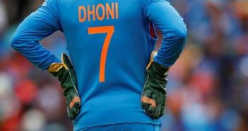 Dinesh Karthik urges BCCI to retire jersey No 7 donned by Dhoni