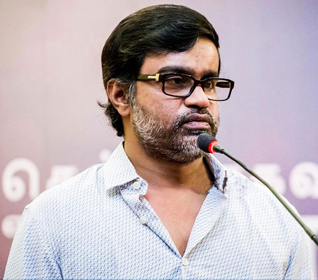 Director Selvaraghavan who has become a hero