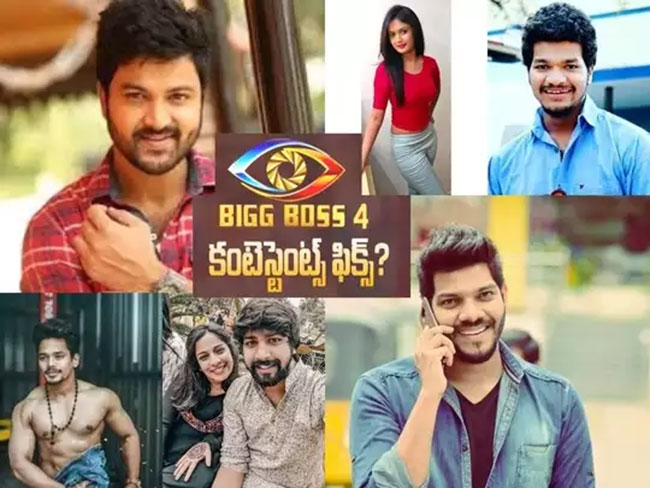 Here Is The Probable List Of Bigg Boss 4 Contestants